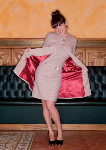 Cappotto donna NO-3063